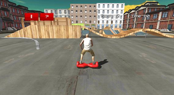 hoverboard games simulator hack