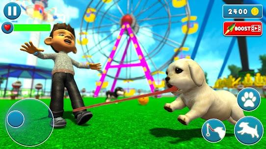 Virtual Puppy Dog Simulator: Cute Pet Games 2021 7