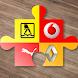 ジグソーパズル - ロゴゲーム 無料 - Androidアプリ