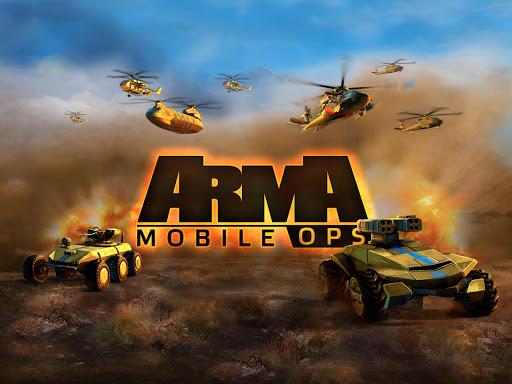 Arma Mobile Ops  Screenshots 13