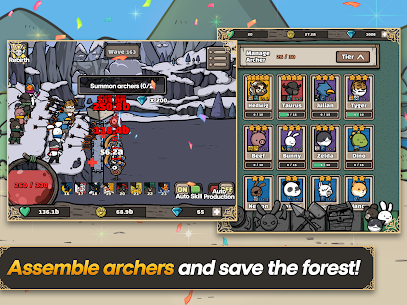 Archer Forest : Idle Defence Mod Apk 1.02.06 (Mod Menu) 2