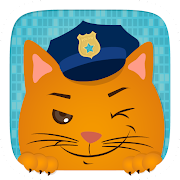 Kids Toy Car - Police Patrol