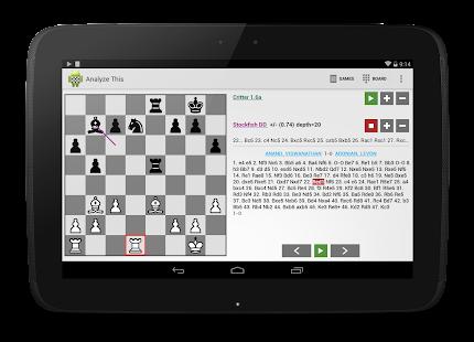 Chess - Analyze This (Free) 5.4.8 Screenshots 6