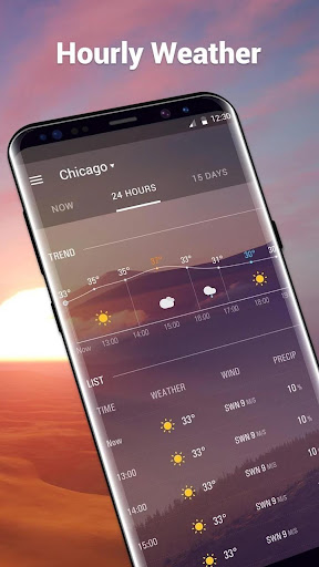 Amber Weather&Radar Free 4.7.0 Screenshots 3