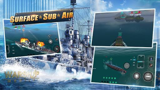 Warship World War Apkfinish screenshots 4