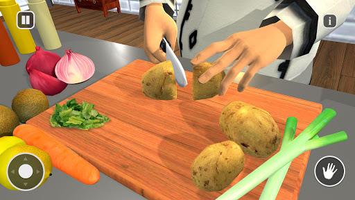 Cooking Spies Food Simulator Game 7 screenshots 2