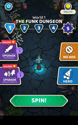 Spinbrawl  screenshots 10