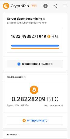 CryptoTab Browser Pro—mine on a PRO levelのおすすめ画像1