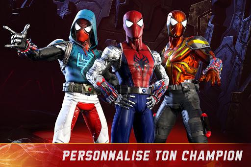 Télécharger Marvel Royaume des Champions APK MOD (Astuce)