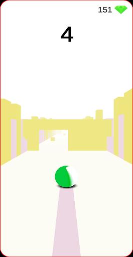 Speed Ball Catch Up - Catch Up The Racing Ball 3.4 screenshots 3