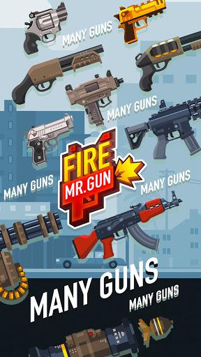 Fire! Mr.Gun 1.0.8 screenshots 17