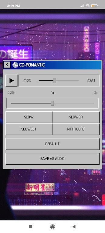 CD-ROMantic PRO 🌴: Vaporwave Music & Video Maker  poster 2