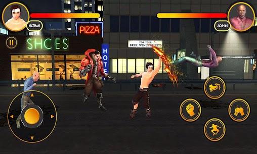 Baixar Street Fight Mod Apk Última Versão – {Atualizado Em 2021} 4