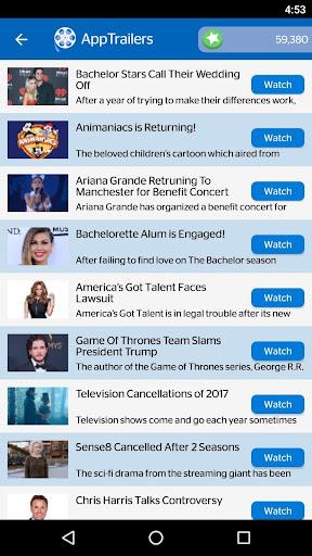 AppTrailers 6.1.1 Screenshots 4