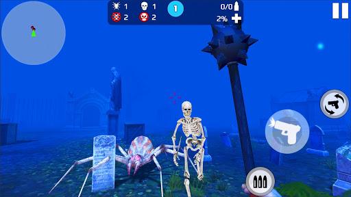 Skeleton Shooting War: Survival 3.9 screenshots 1