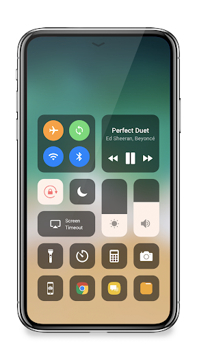 Control Center IOS 13 - Control Center 2.4.70 Screenshots 2