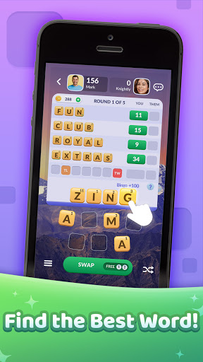 Word Bingo - Fun Word Game 1.008 screenshots 2