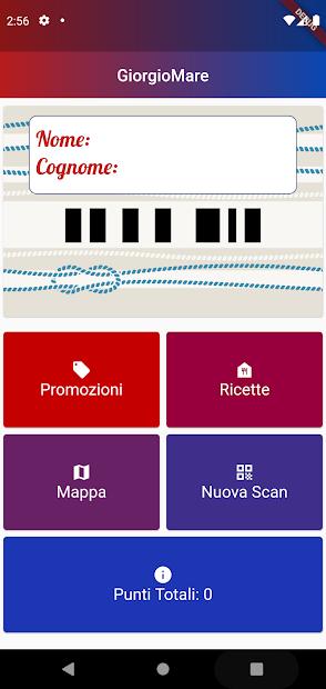 GiorgioMare screenshot 1