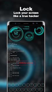 Futuristic Launcher Pro Screenshot