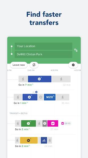 Transit: Bus & Subway Times screenshots 3