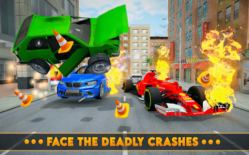Car Crash Simulator : Beamng Accidents Sim 2021 Unlimited Money
