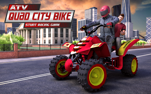 ATV Quad City Bike: Stunt Racing Game 1.0 screenshots 11