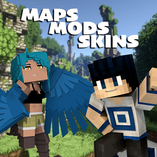 Mods, Skins, Maps for Minecraft PE