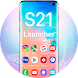 Super S21 Launcher - Galaxy S21 Launcher - Androidアプリ