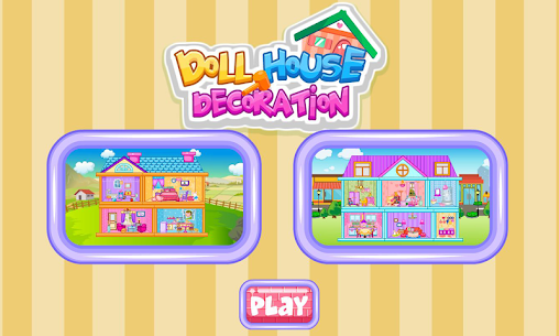 Free Doll House Decoration 4