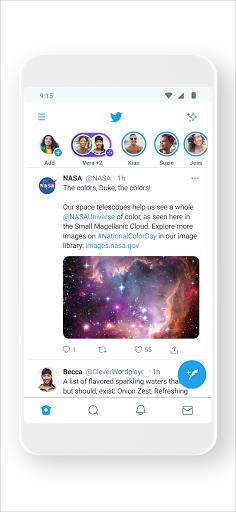 Twitter  screenshots 1