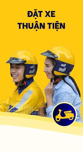 be - Vietnamese ride-hailing app 2.5.2 Screenshots 1