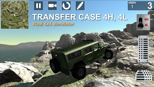 TOP OFFROAD Simulator screenshots 4