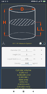 Volume calculator  Apps For Pc Download (Windows 7/8/10 And Mac) 2