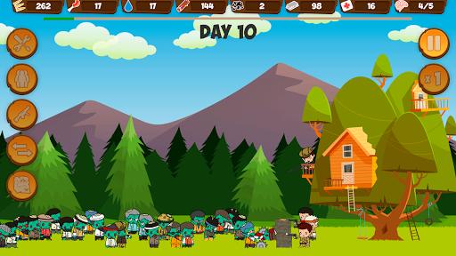 Zombie Forest HD: Survival 1.35 screenshots 5