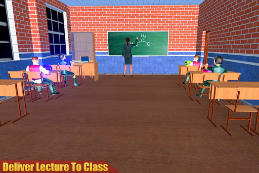 Virtual High School Teacher 3D 2.33.15 screenshots 11