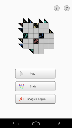 Kakuro Logic Puzzles 1.101 screenshots 2