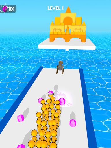 Crowd Battle 3D  screenshots 13
