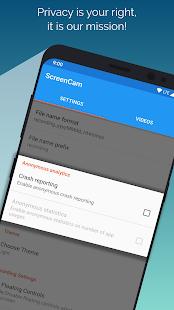 ScreenCam Screen Recorder 3.0.1 - playstore Screenshots 4