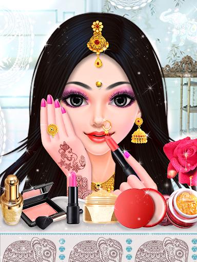 Indian Bride Fashion Wedding Makeover And Makeup screenshots 6