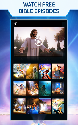 Superbook Kids Bible, Videos & Games (Free App) v1.9.3 Screenshots 11