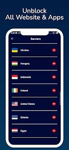 JornaVPN Premium VPN -100% Secure Safe Browsing For Android 4