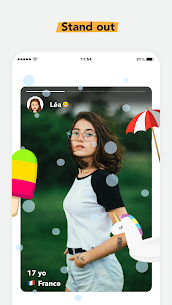 Free Hoop – New friends on Snapchat Apk Download 2021 3