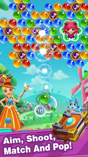 Bubble Shooter - Bubble Free Game 1.3.9 screenshots 1