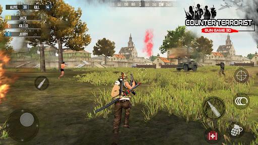 Fire Free Battleground Survival Firing Squad 2021 1.0.4 screenshots 4