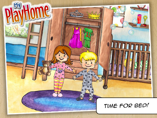 My PlayHome : Play Home Doll House 3.10.0.31 screenshots 1