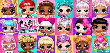 How to Download and Play L.O.L. Surprise! Disco House – Collect Cute Dolls on PC, for free!