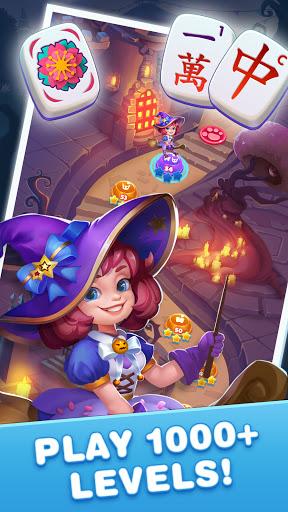 Mahjong Tour: witch tales 1.15.0 screenshots 1
