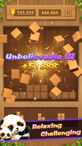 Wood Block Puzzle - Classic Wooden Puzzle Games 1.0.1 screenshots 6