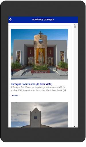 Diocese de Itapetininga screenshot 6