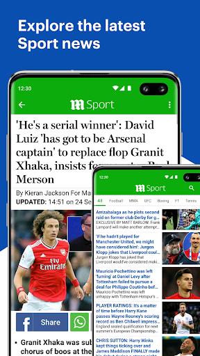 Daily Mail Online  screenshots 3